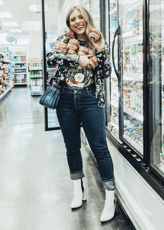 Sabra Snackers Influencer Marketing Campaign